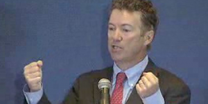 U.S. Sen. Rand Paul was the first Republican to speak at Howard University since former Secretary of State Colin Powell in 1999.